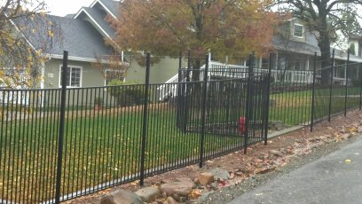 Best Iron Fence by Got Fence