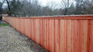 Wood Fence by Got Fence in Placerville