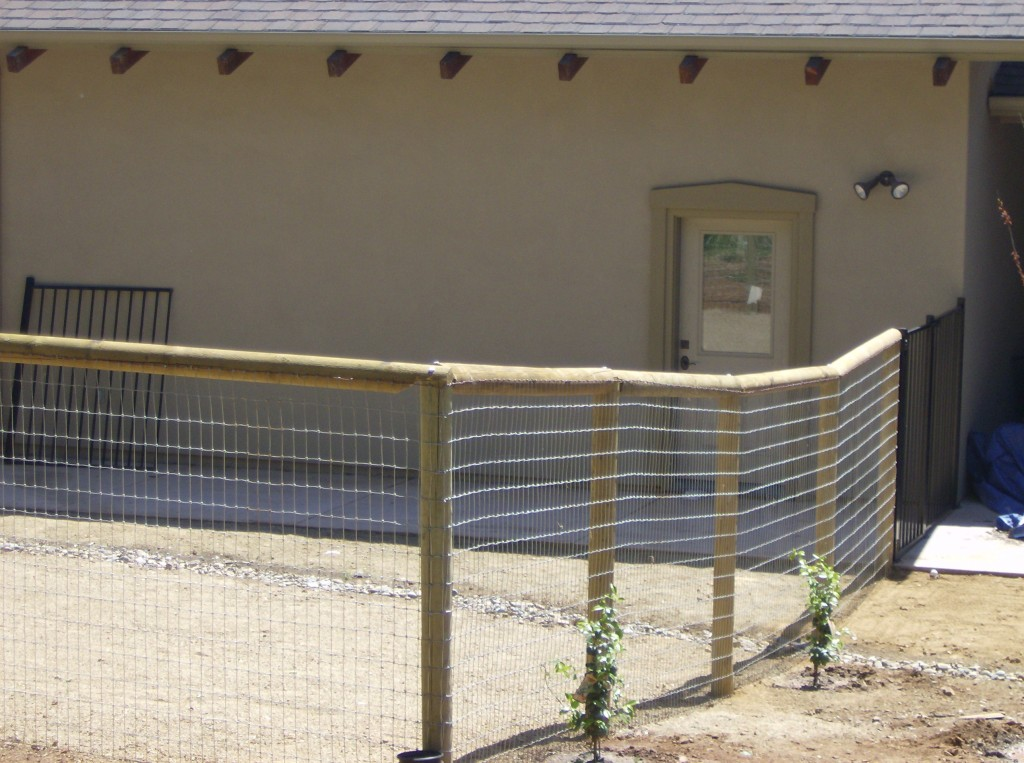 WIre Fence by Got Fence in Placerville
