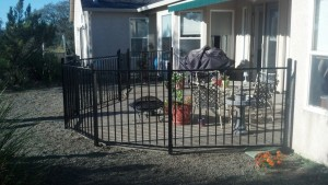 Custom Dog Kennel
