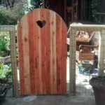 Custom Walk Gate